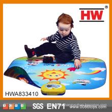 Juguetes divertidos de doble cara y juguetes de música para bebés