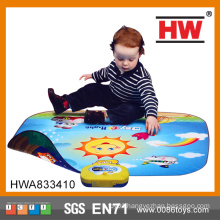 Funny Two-sided Touch And Play Baby Music Toys