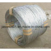 Hight Carbon galvanizado fio de aço para ACSR