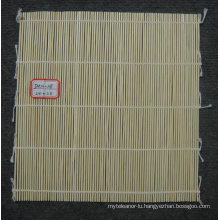 (BC-M1041) Handmade Natural Bamboo Square Heat Insulation Placemat