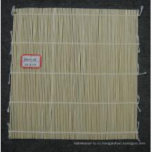 (BC-M1041) Handmade естественная бамбуковая квадратная теплоизоляция Placemat