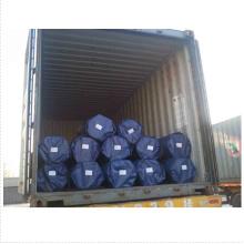 JIS, AISI, ASTM, GB, DIN, EN, padrão GOST e 300 da série aço inox tubos sem costura 0.25-45 mm de espessura