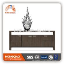 ХГ-09 современный дизайн древесины высокого качества Кабинета Министров документ cabinetv