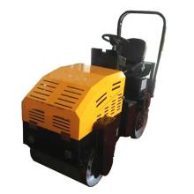 Mini máquina de rodillos de camino semi-hidráulicos