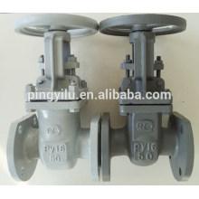 Type de lumière et robuste GOST cuniform valve de Chine
