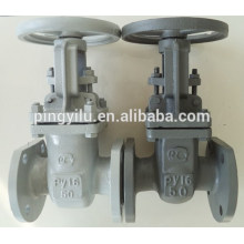 light type and heavy type GOST cuniform gate valve from China