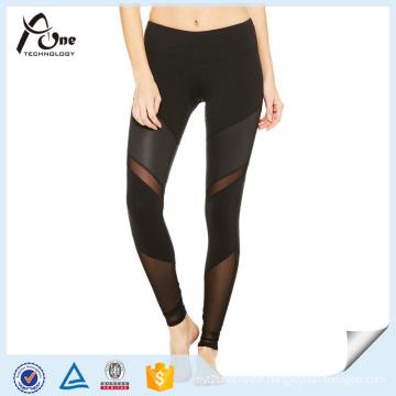 Mesh Sexy Wholesale Womens Gym Leggings