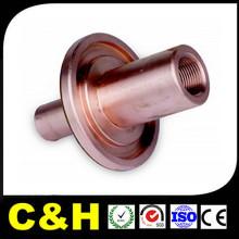 China Fábrica de peças de usinagem CNC Impressora 3D Bocal de precisão Heatsink