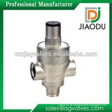 Válvula de alívio de regulação da pressão Pressão máx. A montante 16 bar-25 bar Regulação da pressão de saída ajustável 1 a 8 bar