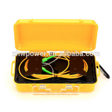 500M/1KM Fiber Optic OTDR Launch cable box with SC/LC/ST/FC connector,OTDR Launch Fiber box