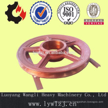 Carbon Steel Cast Block Sheave For Mining Excavator