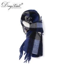 Fuente del fabricante chino Nuevos estilos Dubai Shawl Knitting Pattern Cashmere Scarf