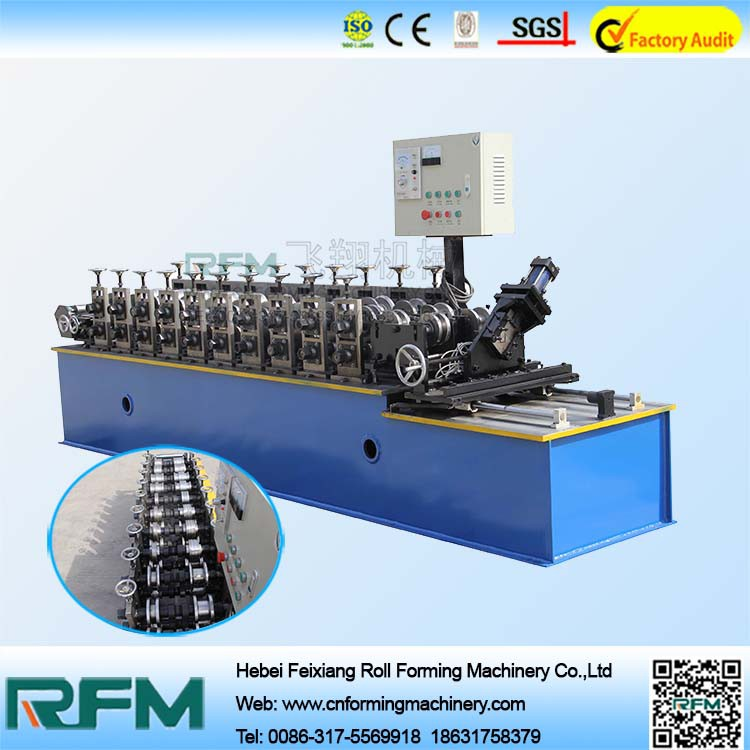 steel strip stud profile forming machine