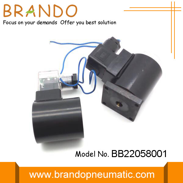 Enamelled Insulate Wire Plastic Solenoid Coil