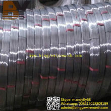 Hot Dipped Galvanized Oval Steel Wire