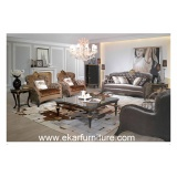 Living Room Furniture -Fabric Sofas /Sofa Sets TI-006