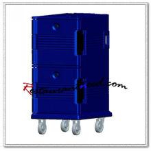 P272 Doppelschichten Isolierte Lebensmittel Pan Carrier