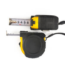 8M Rubber Coated Steel Tape Measure