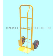 "270kgs load capacity hand trolley,13x4"" air wheel"