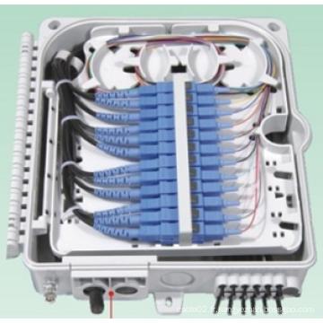 Boîte à bornes à fibres optiques (FTB modèle 12C)