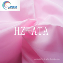 190t Polyester Solid Color Taffeta Linning Fabric
