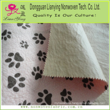 100% Polyester Nonwoven Fabric Printed Felt