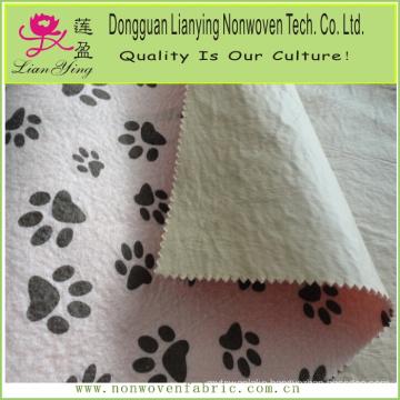 100% Polyester Nonwoven Fabric Printed Felt