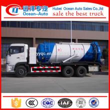 20000 litros de eliminación de aguas residuales Fabricante de cisternas en China