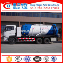20000 Liter Sewage Disposal Tanker Manufacturer in China
