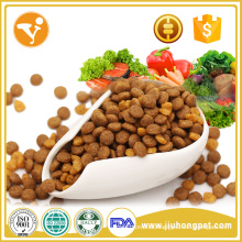 OEM Dog Food Manufacturer chicken/beef/fish flavor dry pet food