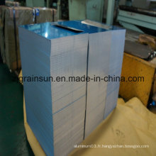Feuille en aluminium (1050/1060/1070/1100 ...)