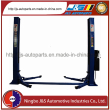 Ce Certification 4t Auto Lifter, Floor Plate Two Post Car Lifts