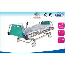 Luxurious Adjustable Electric Hospital Beds , Old Man Homecare Medical Bed