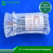 Rolos de ROHS, protegendo a coluna de ar de empacotamento de mercadorias