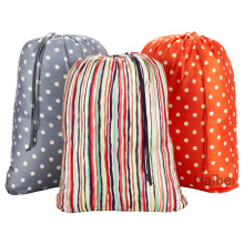 Dots/Stripes Polyester Laundry Bag (HBLB-13)