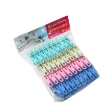 shantou factory easy design houseware plastic peg for sale