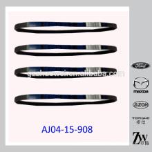 NUEVO Mazda Tribute MPV 3.0L 2004 a 2008 Cinturón de transmisión / correa serpentina para AJ04-15-908