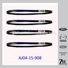NOVO Mazda Tribute MPV 3.0L 2004 Para 2008 Drive Belt / Serpentine Belt Para AJ04-15-908
