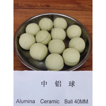 Inert Ceramic alumina grinding ball high purity 92%