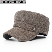 Promotional Winter Fashion 100% Organic Cotton Hat Cap