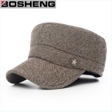 Casquillo 100% orgánico promocional del sombrero del algodón de la manera del invierno