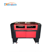 6090 Double Heads Laser Engraving Cutting Machine