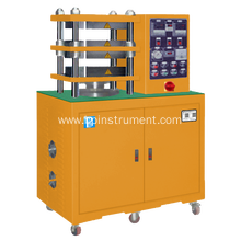 Equipment lab hydraulic tablet press machine