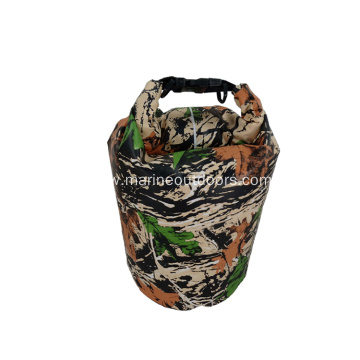 Camo Fashion Waterproof Surfing Swimming Camping Dry Bag