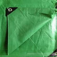 Nous fabriquons la bâche de PE d'usine de la Chine verte légère