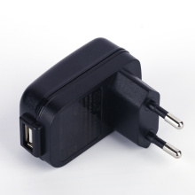 Euro Plug 5V 2A Portas USB Smart Fast Charger Power Adapter sem cabo