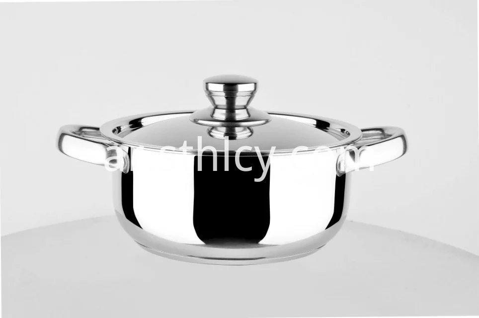 Cooks Stainless Steel Cookware Set