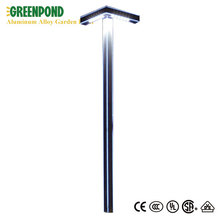 LED Garden Lamp with Aluminium Alloy Lamppost
