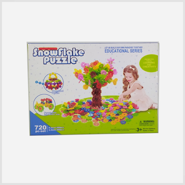 Puzzle Building Blocks