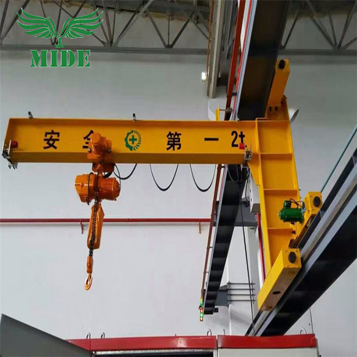 Rotation Arm Lift JIB Crane